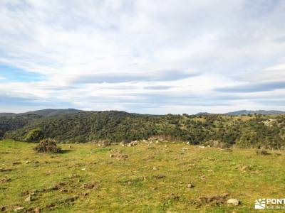 Puente de la Marmota - Parque Regional de la Cuenca Alta del Manzanares belen buitrago mejor mochila